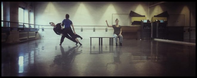 SEE |OBEY rehearsal photo by Erika Turunen